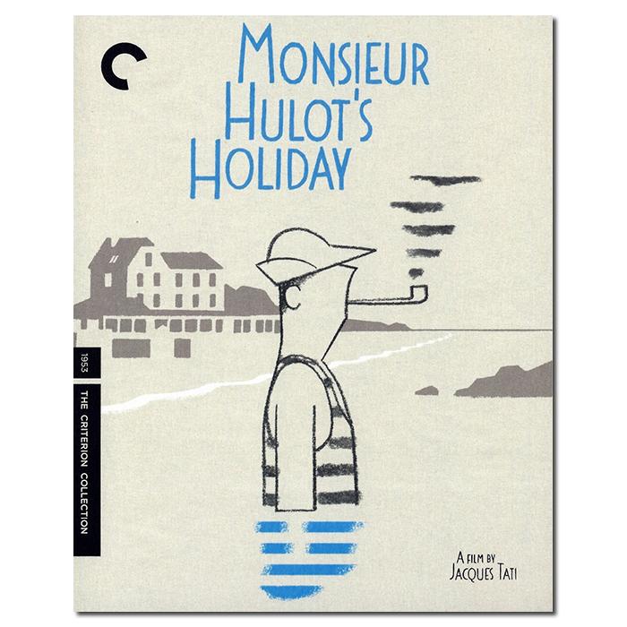 DT-90528 雅克 塔蒂:於洛先生的假期 Monsieur Hulot's Holiday 1953 BD25:CC版 幕後花絮